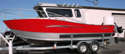 2012 - Fish Rite Boats - Sea Chaser 20-