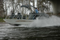 2012 - Fish Rite Boats - Deck Jet Recreation Boat