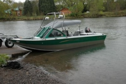 2012 - Fish Rite Boats - Explorer 20