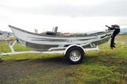2012 - Fish Rite Boats - The Mckenzie