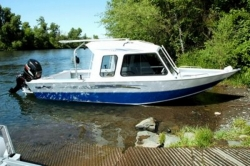 2012 - Fish Rite Boats - Performer Hard Top 22