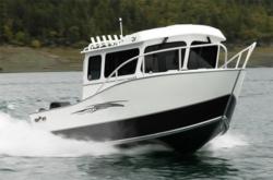 2012 - Fish Rite Boats - Sea Storm 28 Wide