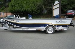 2013 - Fish Rite Boats - Fishmaster 17 Wide