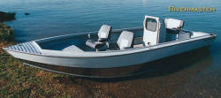Fish Rite Boats Rivermaster 16 Bay Boat