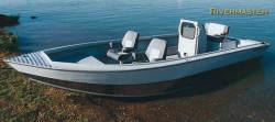 Fish Rite Boats Rivermaster 17 Bay Boat