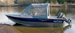Fish Rite Boats Rogue II 17 Bay Boat