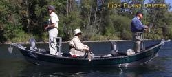 Fish Rite Boats High Plains Drifter 17 Drift Boat
