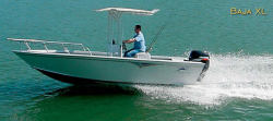 Fish Rite Boats Baja XL 18 Center Console Boat