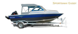 Fish Rite Boats Sportsman Cuddy 18 Cuddy Cabin Boat