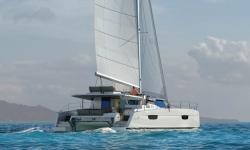 2017 Fountaine Pajot Catamaran New 47