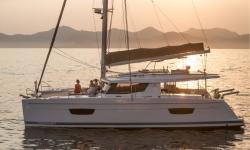 2017 Fountaine Pajot Catamaran Helia 44 Evolution