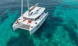 2017 Fountaine Pajot Catamaran Lucia 40