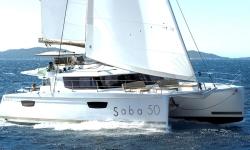 2017 Fountaine Pajot Catamaran Saba 50