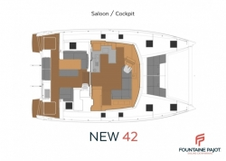 2018 - Fountaine Pajot - Helia 44 Evolution