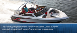 2015 - Four Winns Boats - H180OBSS