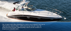 2014 - Four Winns Boats - V355