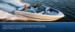 2013 - Four Winns Boats - H210