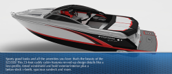 2013 - Four Winns Boats - S235SS