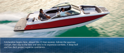 2013 - Four Winns Boats - SL222