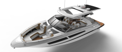2015 - Four Winns Boats - H350