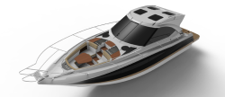 2015 - Four Winns Boats - H440
