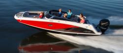 2017 Four Winns Boats HD240 SS OB
