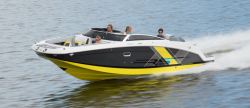 2018 - Four Winns Boats - HD270RS