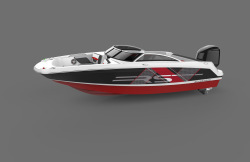 2019 - Four Winns Boats - HD 180 OB RS