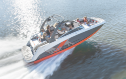 2019 - Four Winns Boats - HD270 RS Surf