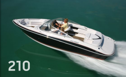 Four Winns Boats 210 Horizon Bowrider Boat