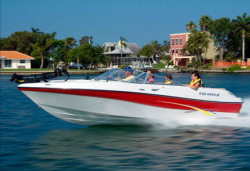 Four Winns Boats 203 Horizon FS Bowrider Boat