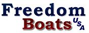 Freedom Boats Logo