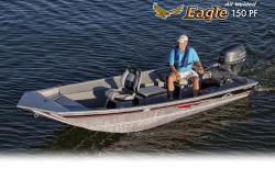 2014 - G3 Boats - Eagle 150 PF