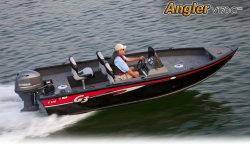 2014 - G3 Boats - Angler V170 C