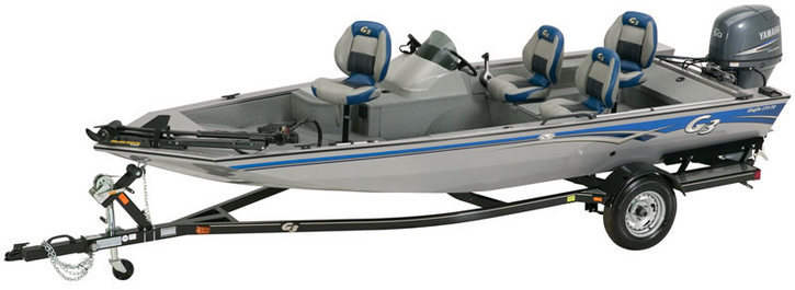 Research 2009 - G3 Boats - Eagle 175 PF on iboats.com on