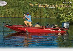 2009 - G3 Boats - Eagle 175 Vinyl