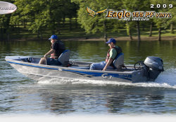 2009 - G3 Boats - Eagle 155 PF Vinyl