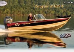 2009 - G3 Boats - Angler V185F