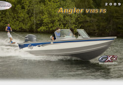 2009 - G3 Boats - Angler V185FS