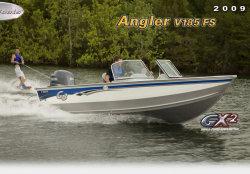 2009 - G3 Boats - Angler V175FS