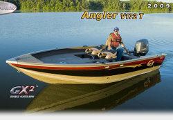 2009 - G3 Boats - Angler V172T