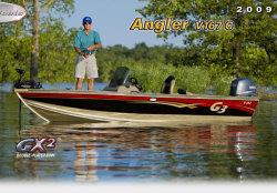 2009 - G3 Boats - Angler V167 C