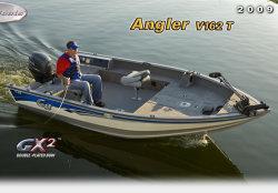 2009 - G3 Boats - Angler V162 T