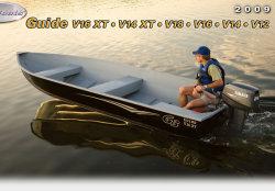 2009 - G3 Boats - Guide V14 XT