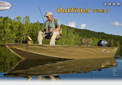 2009 - G3 Boats - Outfitter V143 T