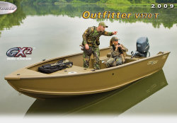 2009 - G3 Boats - Outfitter V170 T