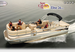 2009 - G3 Boats - Elite 26 DC