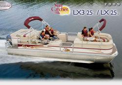 2009 - G3 Boats - LX 25 C