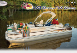 2009 - G3 Boats - LX3 22 FC Vinyl