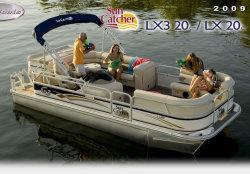 2009 - G3 Boats - LX3 20 C